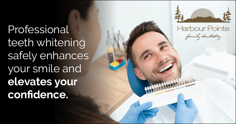 Is Professional Teeth Whitening Safe?